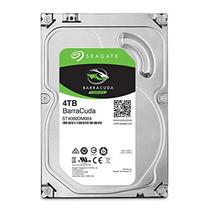 4.0 TB HDD (ฮาร์ดดิส) SEAGATE SATA-3 BARRACUDA (ST4000DM004)
