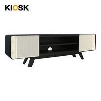 KIOSK ตู้วางทีวี รุ่น PUNTO' TV Cabinet - DG-Fresh White