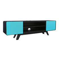 KIOSK ตู้วางทีวี รุ่น PUNTO' TV Cabinet - BO-Blue Ocean