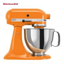 KitchenAid เครื่องผสมอาหารแบบยกหัว 5 ควอทซ์ 300 วัตต์ รุ่น 5KSM150TG - Tangerine