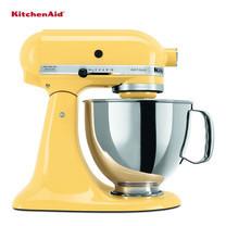 KitchenAid เครื่องผสมอาหารแบบยกหัว 5 ควอทซ์ รุ่น 5KSM150MY - Majestic Yellow
