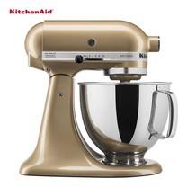 KitchenAid เครื่องผสมอาหารแบบยกหัว 5 ควอทซ์ รุ่น 5KSM150CZ - Champagne Gold