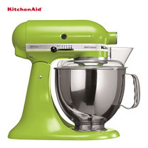 KitchenAid เครื่องผสมอาหารแบบยกหัว 5 ควอทซ์ 300 วัตต์ รุ่น 5KSM150GA - Green Apple