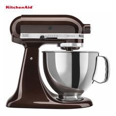 KitchenAid เครื่องผสมอาหารแบบยกหัว 5 ควอทซ์ 300 วัตต์ รุ่น 5KSM150ES - Brown Espresso