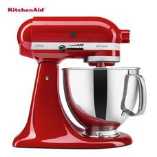 KitchenAid เครื่องผสมอาหารแบบยกหัว 5 ควอทซ์ 300 วัตต์ รุ่น 5KSM150ER - Empire Red