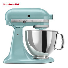 KitchenAid เครื่องผสมอาหารแบบยกหัว 5 ควอทซ์ 300 วัตต์ รุ่น 5KSM150AZ - Azure Blue
