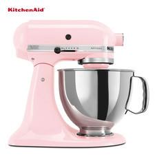 KITCHEN AID เครื่องผสมอาหาร แบบยกหัว 5 ควอทซ์ รุ่น 5KSM150PK - Pink