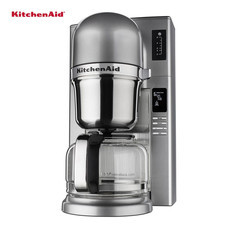 KitchenAid เครื่องชงกาแฟอัตโนมัติ รุ่น 5KCM0802ECU - Conture Silver