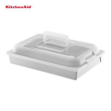 KitchenAid CLASSIC NONSTICK CAKE PAN WITH LID พิมพ์เค้กพร้อมที่จับ KB6NSL9X13