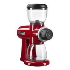 KitchenAid เครื่องบดเมล็ดกาแฟ รุ่น 5KCG0702ER - Empire Red