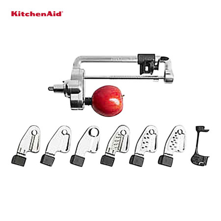 KitchenAid SPIRALIZER อุปกรณ์เสริมสำหรับปอกผักและผลไม้ KSM1APC.