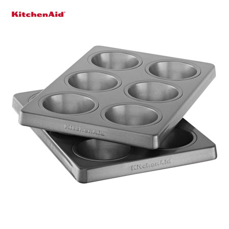 KitchenAid MUFFIN NONSTICK 6-CAVITY พิมพ์ทำขนม KBNSS06MF