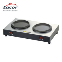 LACOR แท่นสำหรับอุ่นเหยือกกาแฟ 180 วัตต์ รุ่น 69282