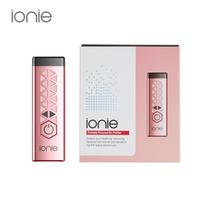IONIE Portable air purifier ไอออนนี่ เครื่องฟอกอากาศแบบพกพา สีชมพู รุ่น IN0002