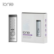 IONIE Portable air purifier ไอออนนี่ เครื่องฟอกอากาศแบบพกพา สีเงิน รุ่น IN0001