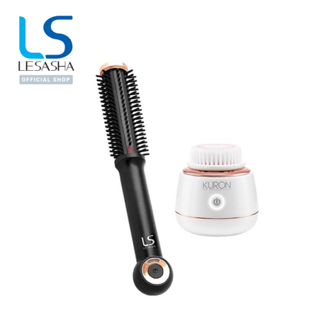 LESASHA Brush2Go + Kuron Mini Sonic Brush LS1239 (LS1203+KU0139)
