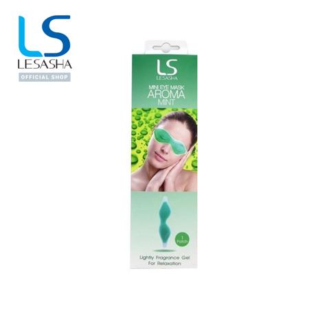 LESASHA มาสก์ตาผ่อนคลายอาการอ่อนล้า Mini Eye mask Aroma Mint รุ่น LS0266