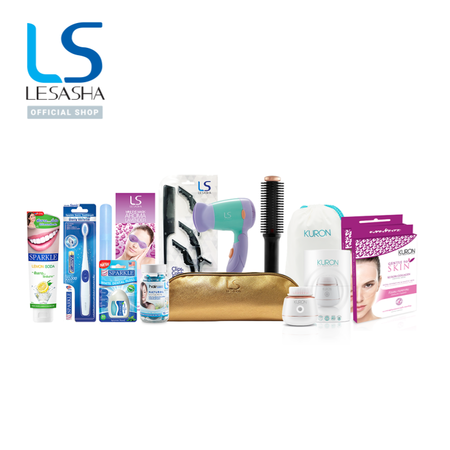 [Exclusive only @Wemall] LESASHA Limited Gift Set (14 items)