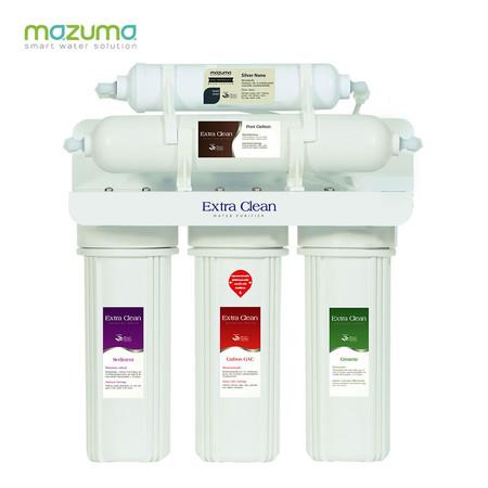 ผลการค้นหารูปภาพสำหรับ Mazuma เครื่องกรองน้ำดื่ม 5 ขั้นตอน รุ่น EC-55