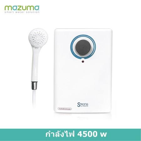 เครื่องทำน้ำอุ่น MAZUMA 4500 วัตต์ รุ่น STRONG 4.5
