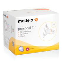 medela PersonalFit Breastshield กรวยสำหรับปั๊มนม ขนาด 24 mm (Size M)