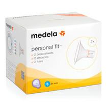 medela PersonalFit Breastshield กรวยสำหรับปั๊มนม ขนาด 21 mm (Size S)