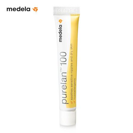 medela PureLan 100 ครีมทาบรรเทาอาการหัวนมแตก 7 g