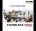 เครื่องดูดฝุ่น HOMIE CYCLONE CORDLESS VAC - Grey/Red (ไร้สาย)