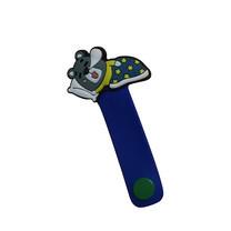 ที่รัดสายชาร์จ/หูฟัง iPowerGo - หมีน้ำเงิน