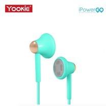 หูฟัง Yookie รุ่น Yk 830 - Green