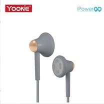 หูฟัง Yookie รุ่น Yk 830 - Gray