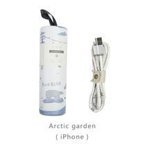 สายชาร์จ Maoxin iPhone รุ่น X1 - Aretic garden
