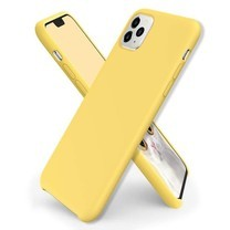 เคสซิลิโคน iPhone11 ProMax/ Solid Silicon case i11 ProMax