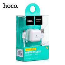 อะแดปเตอร์+สายชาร์จไฟ Hoco UH101 charger Set for Apple