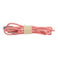 สายชาร์จ Golette Lightning  to cable สำหรับ iPhone รุ่น Tube  - Orange