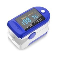 เครื่องวัดออกซิเจนปลายนิ้ว (Pulse Oximeter)