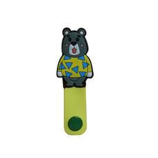 ที่รัดสายชาร์จ/หูฟัง iPowerGo - หมีเหลือง