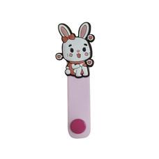 ที่รัดสายชาร์จ/หูฟัง iPowerGo - กระต่ายชมพูอ่อน