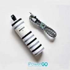 สายชาร์จ Maoxin iPhone รุ่น X1 - Zebra