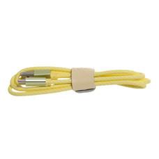 สายชาร์จ Golette TYPE-C รุ่น Tube - Yellow