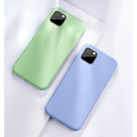 เคสซิลิโคน iPhone11/ Solid Silicon case i11