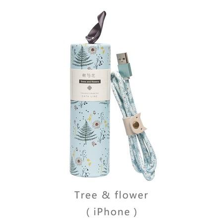 สายชาร์จ Maoxin iPhone รุ่น X1 - Tree
