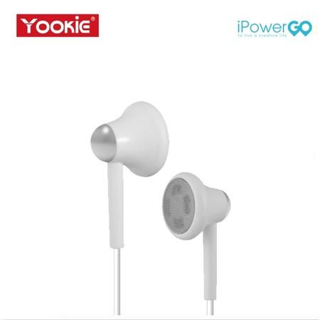 หูฟัง Yookie รุ่น Yk 830 - White