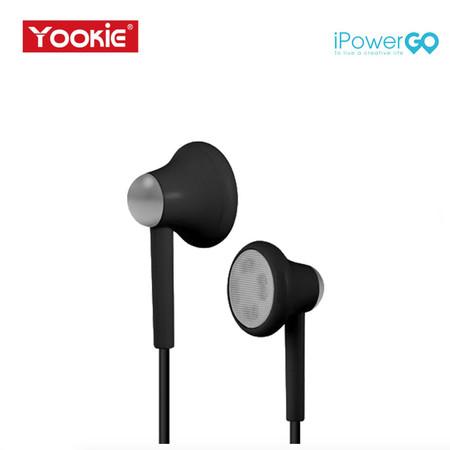 หูฟัง Yookie รุ่น Yk 830 - Black