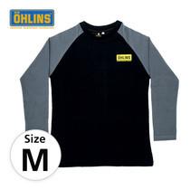 เสื้อยืด Ohlins แท้ (ทูโทนแขนยาว) ไซส์ M