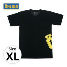 เสื้อยืด Ohlins แท้ (โลโก้เหลือง) ไซส์ XL
