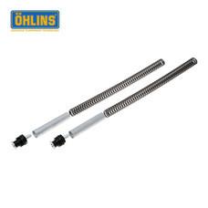 OHLINS Xmax250/300 สปริงโช๊คหน้า