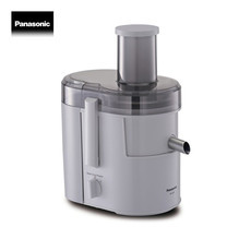 Panasonic เครื่องคั้นน้ำผลไม้แยกกาก Juicer รุ่น MJ-SJ01W (Silver)