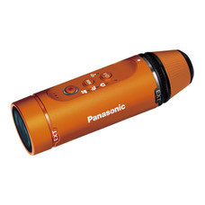 Panasonic กล้องวิดีโอ Action Camera รุ่น HX-A1-D SET Biker with Special set