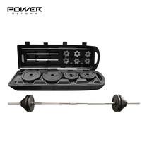 Power Reform ดัมเบล (กล่อง) Black Plate 50 kg
